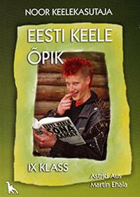 Noor keelekasutaja III: 9. kl eesti keele õpik