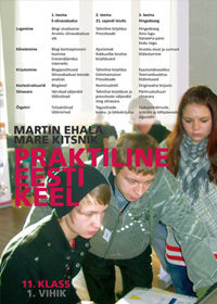 Praktiline eesti keel 11. klass, vihik 1